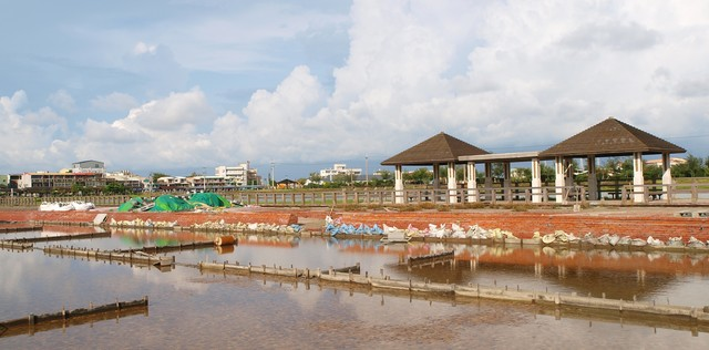 Beimen Salt Fields